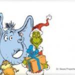 Dr. Seuss Invitation Template 150x150
