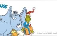 Dr. Seuss Invitation Template 191x120