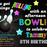 Cosmic Glow Birthday Invitation 150x150