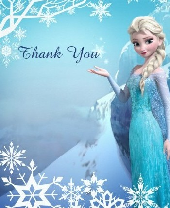 Frozen Free Invitations was best invitation sample