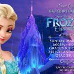 Frozen Birthday Party Invitation 150x150