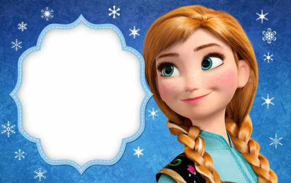 Frozen Princess Invitation | Invitations Online