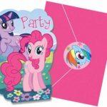 My Little Pony invite sample 150x150