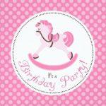 My little pony birthday party invitation 150x150