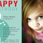 Personalised Birthday Bowling Invitation 150x150