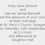 Traditional Wedding Invitation Wording 2 150x150
