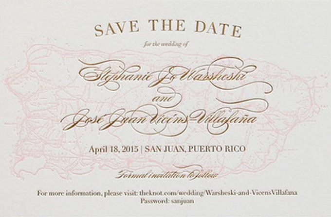 wedding invitation 2