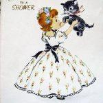 Etsy Vintage baby shower invitation sample 150x150