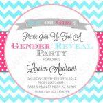 Gender Reveal Invite Sample 150x150