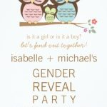 Gender Reveal Party Invitation Sample 2 150x150