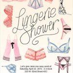 Lingerie shower invitation sample 150x150