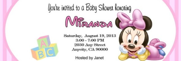 Minnie shower invite 590x200