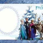 Free Frozen Birthday Party Invitation 150x150