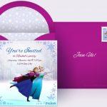 Frozen Party Invitation 150x150