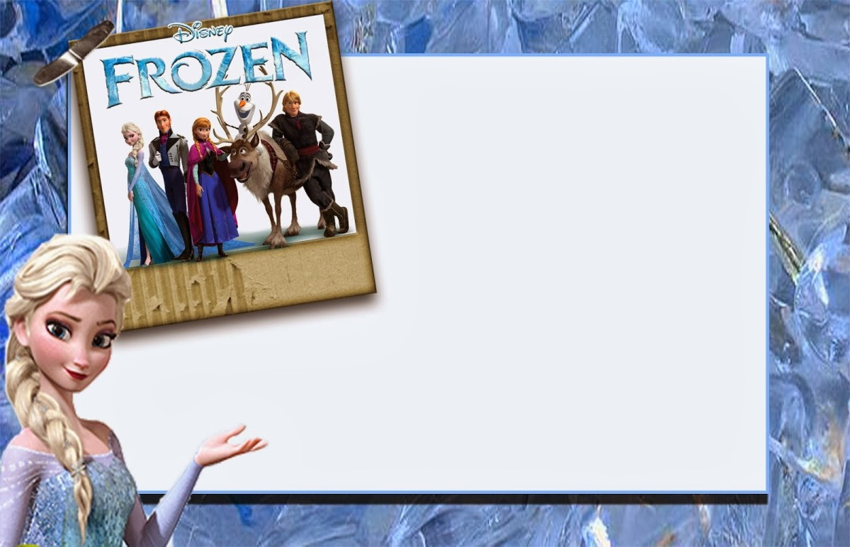 How to get Frozen Birthday Invitations | Invitations Online