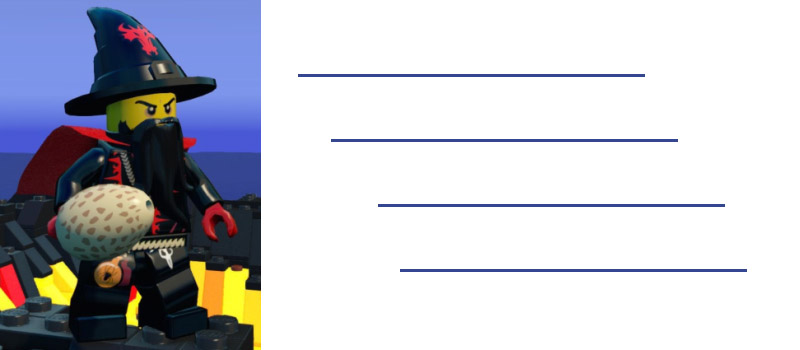 Free Lego Template 3