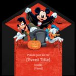 Mickey Mouse Shower Invitation sample 150x150