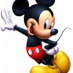 Mickey Mouse for Mickey Mouse Baby Shower Invitations 150x150
