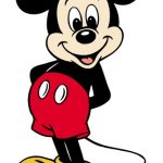 Mickey Mouse for Shower Invitations 150x150