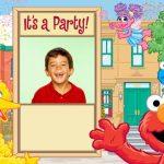 Personalized Sesame Street Invitation Sample 150x150