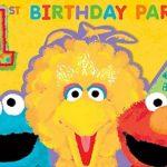 Sesame Street Invitation Example 2 150x150