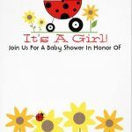 ladybug baby shower invitations 150x150
