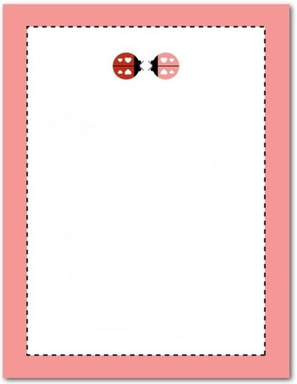 ladybug invitation template Invitations Online