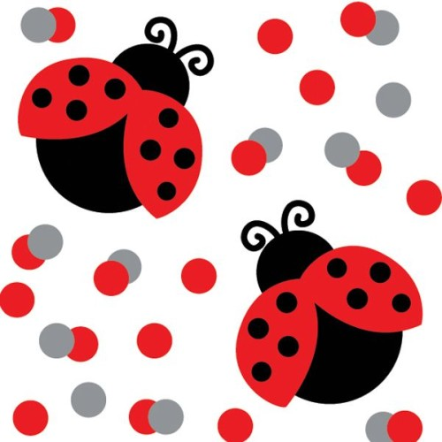 ladybug logo for diy invitation | Invitations Online