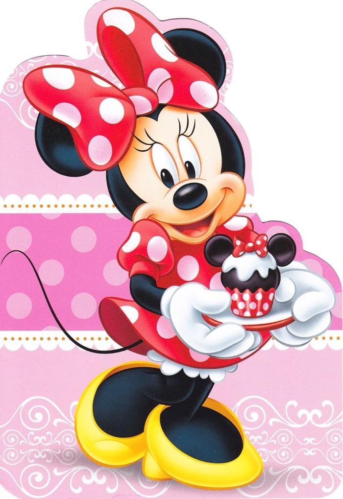 Cute Minnie Mouse Logo