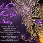 Masquerade Party Invitation 150x150