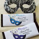 Masquerade Party Invitation Samples 150x150