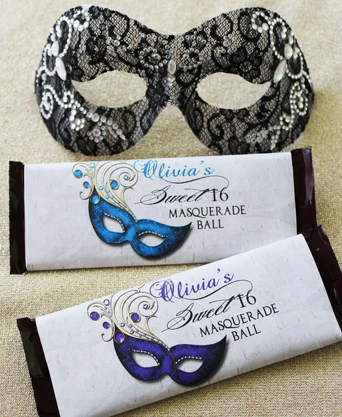 Masquerade Party Invitation Template Printable Invitations Online - Party invitation template: masquerade party invitation template