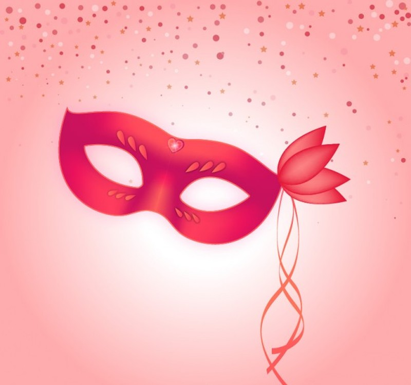 Masquerade Party Invitation template printable | Invitations Online