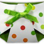 Cute green diaper invitation 150x150
