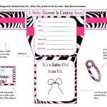 DIY diaper baby shower invitations 150x150