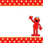 Sesame street birthday invitation free template 150x150