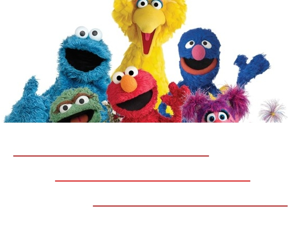 Sesame street birthday invitation free template 2