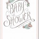 baby shower invitation for girls 150x150