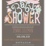 baby shower invitation sample 150x150