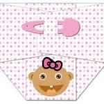 diaper baby shower invitation sample 150x150