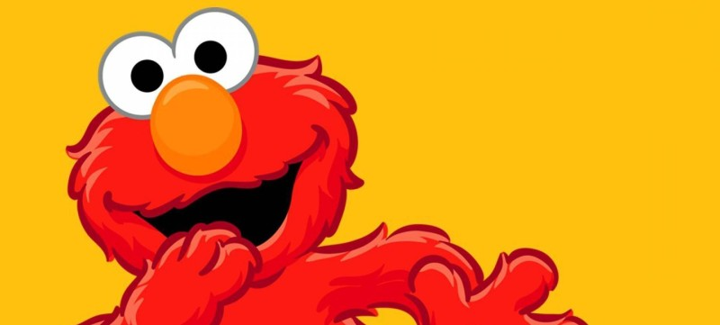 Elmo printable invitation