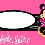 Free Minnie Mouse Invitation Template 150x150
