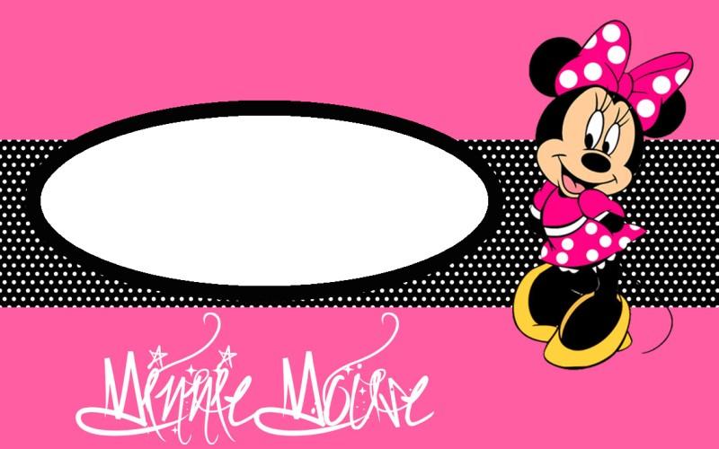 Minnie mouse free printable invitation templates invitations online free minnie mouse invitation template filmwisefo