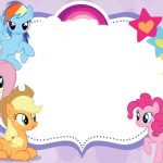 Free Printable Invitations My Little Pony 150x150