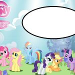 Free Printable Invitations My Little Pony template 150x150