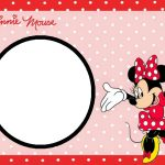 Minnie Mouse Free Template 150x150