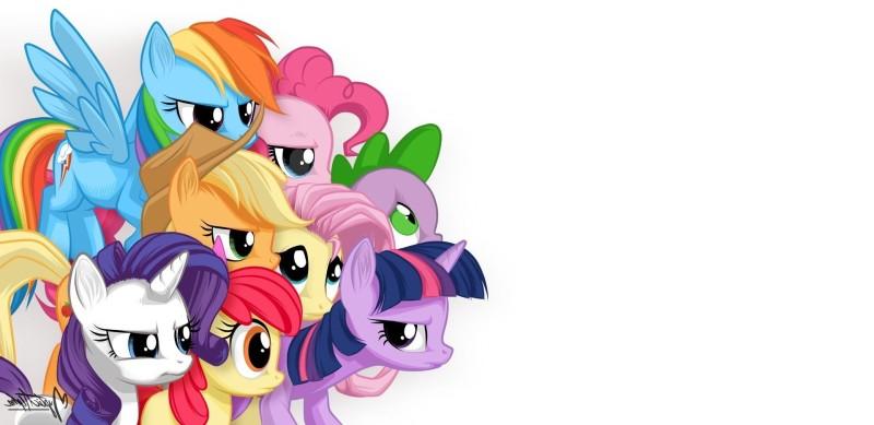 My Little Pony Party Invitation Templates Arts
