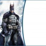 free batman invitation 150x150