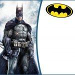free batman invitation template 150x150