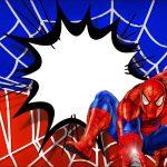spiderman invitation free printable 150x150
